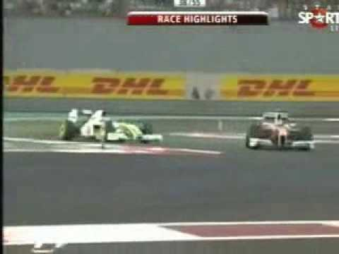 Jenson Button vs Kamui Kobayashi