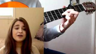 As The Deer guitar cover by adriannelovesjesus (vocals) & Guitarboy70 (guitar)