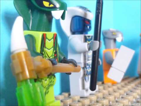 LEGO Ninjago   The Animated Movie   Teaser Trailer
