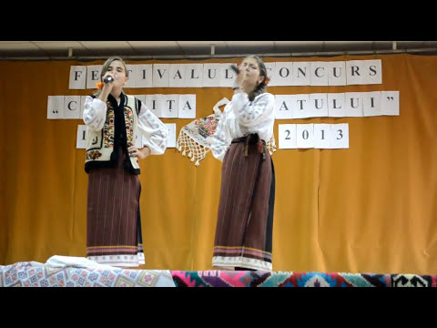 Festivalul Interjudețean de Folclor CUNUNIȚA SATULUI Liești 2013