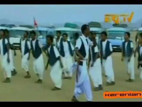 "Eritrea - ""jarsalam beninku"" Bilen song   اغنية ارترية"