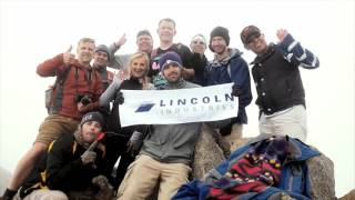 Lincoln Industries takes on the #givethem20 challenge