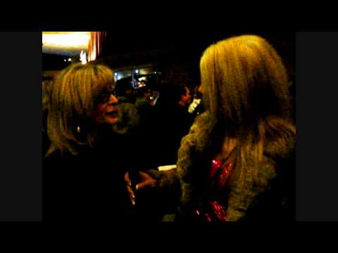 2010 Adult Entertainment Expo AEE/AVN INTERVIEW Nina Hartley at AVN