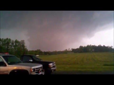 April 27 2011 Tornado Outbreak Montage