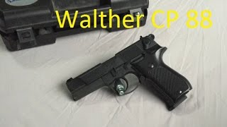 Walther CP 88 co2 havalı tabanca