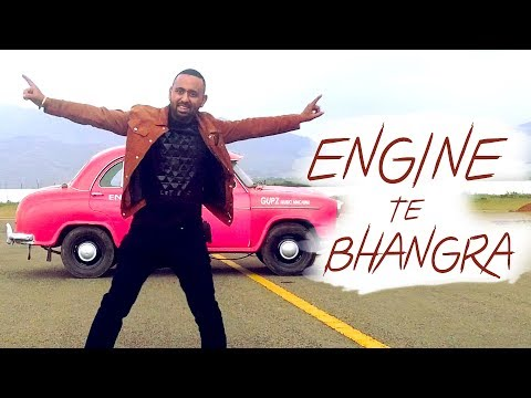 Engine Te Bhangra Full Song Gupz Sehra Savio Latest Punjabi Song 2017 Lokdhun Punjabi