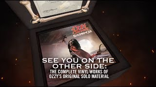 OZZY OSBOURNE - See You On The Other Side LP Set Unboxing