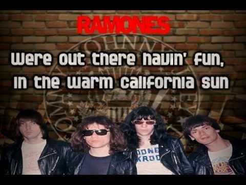 California Sun Lyrics