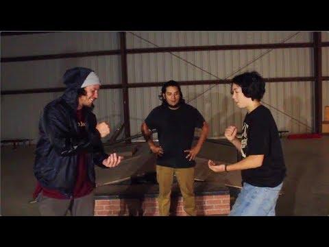Jp Garcia VS Rick Molina SK8 WARS