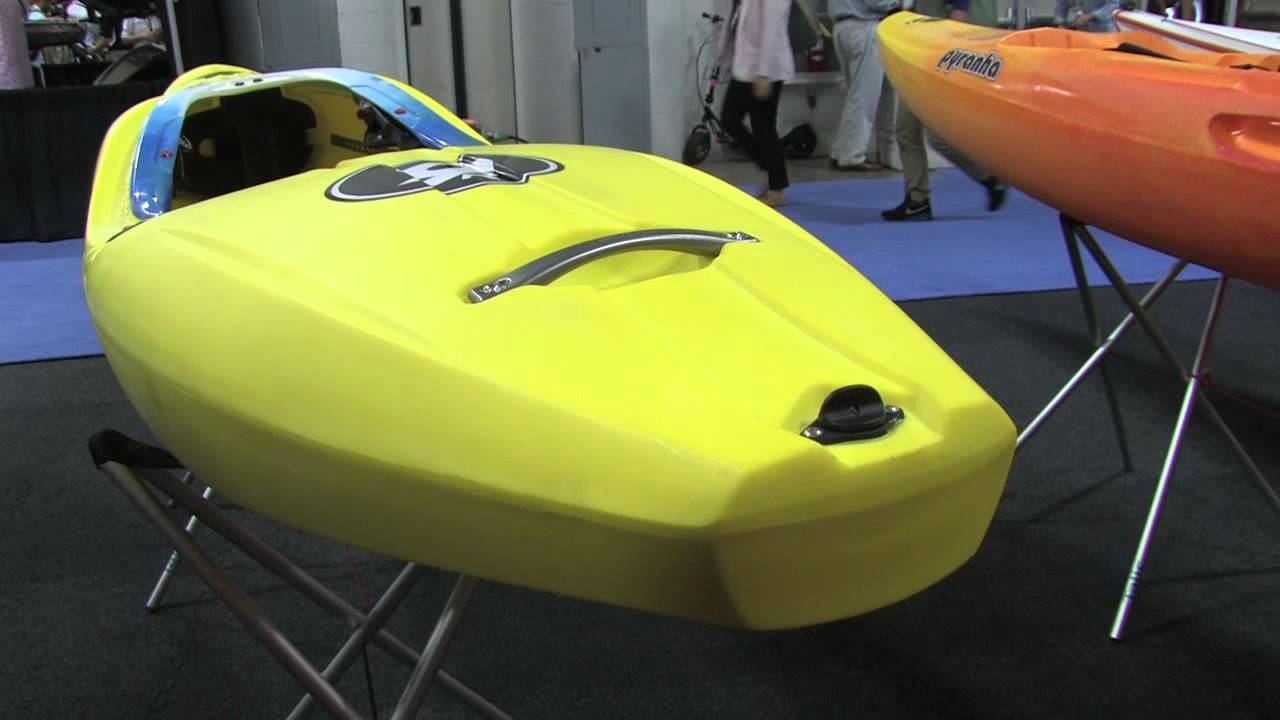 Kayak Top Speed Pyranha Kayak Speed Demon
