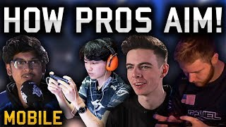 How to aim like a PRO!!! Mobile Tips and Tricks (COD + PUBG Mobile)