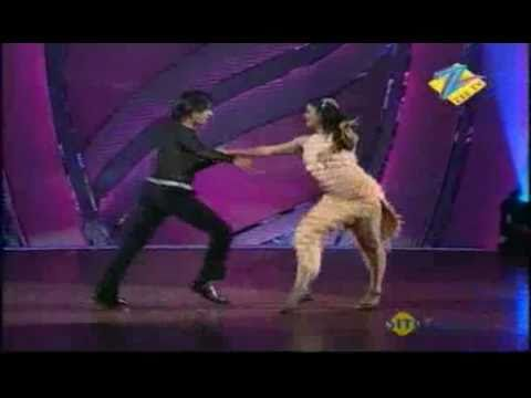 Dance Ke Superstars April 29 '11 - Vrushali &amp; Jai