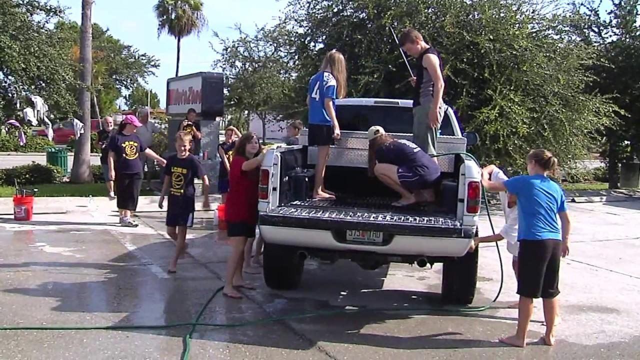Teen car wash youtube