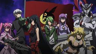 AMV[Akame ga Kill]Cult To Follow