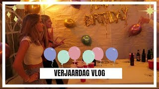 B'DAY VLOG!!!! | JULIA VAN BERGEN #Weekvlog32