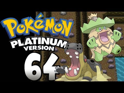 Let's Play Pokémon Platin Part 64: Charlie (Sheen)