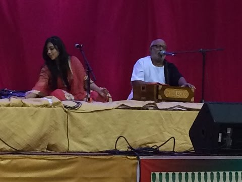 Shakti Mandir Atlanta Atul Purohit Garba October 17th, 2014 video
