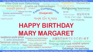Mary Margaret   Languages Idiomas