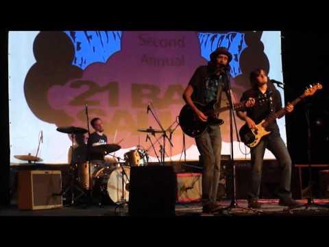 The Black Flies - Train (Live @ The 21 Band Salute 2013)