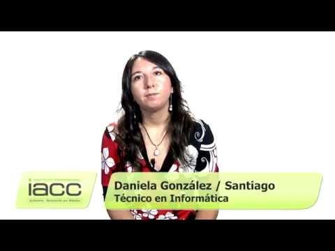 Testimonial: Daniela González