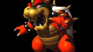 All bowser final themes