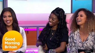 Love Island's Amber, Anna and Yewande on Their Relationship Advice Podcast | Good Morning Britain