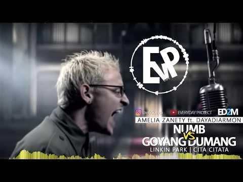 Numb X Goyang Dumang - Dayadiarmon ft. Lia EvP   [EvP Music]