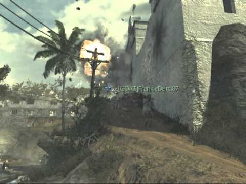 4 Man Collateral Quick Scope Modern Warfare 3 -  L118A