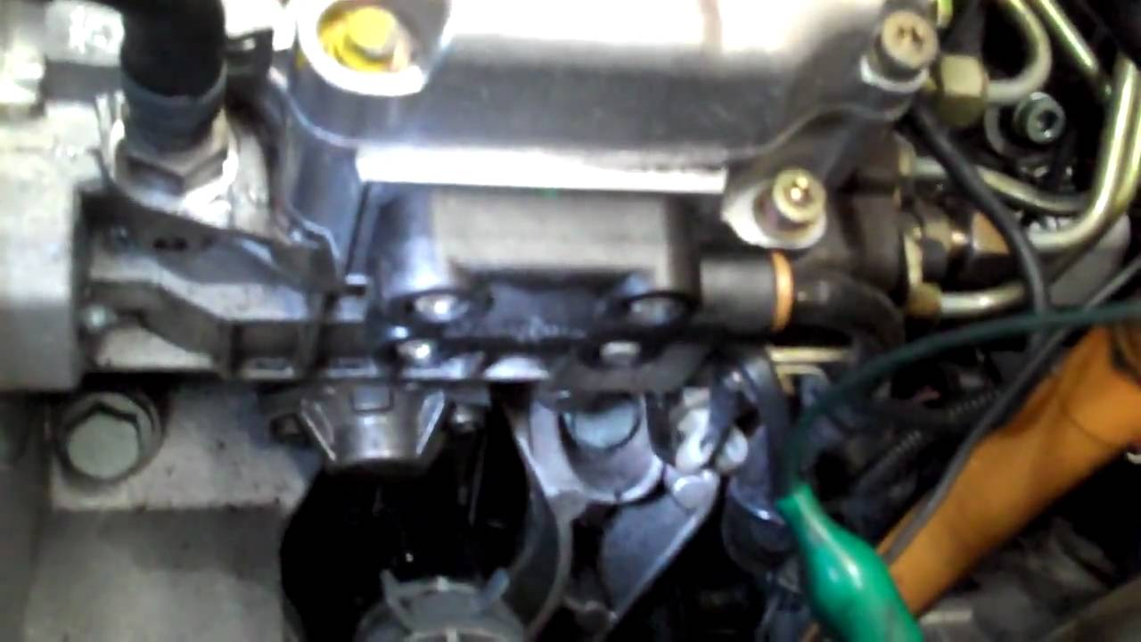 Vw Tdi Leaky Injection Pump Healing With B99 Biodiesel