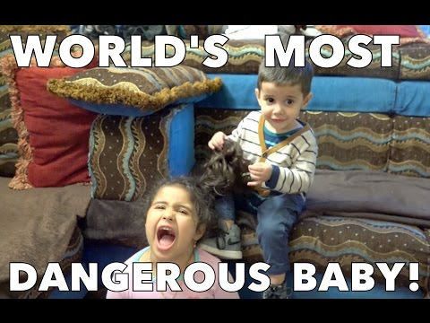 World's Most Dangerous Baby!