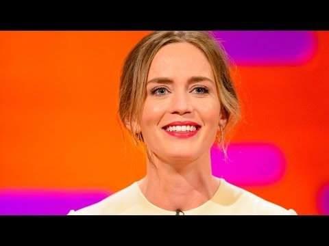 Emily Blunt dents Tom Cruise's optimism - The Graham Norton Show: Series 15 Episode 9 -- BBC One