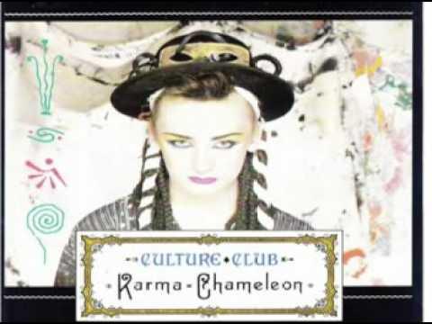 Culture Club   Miss Me Blind