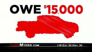Huge Rebates and Discounts at Chris Myers Buick GMC