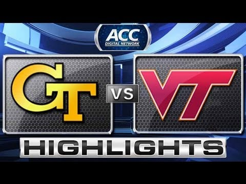 Georgia Tech vs Virginia Tech Baseball Highlights - ACC Baseball Championship