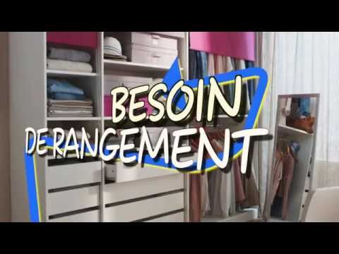 Castorama besoin de rangement need storage youtube - Etagere rangement castorama ...