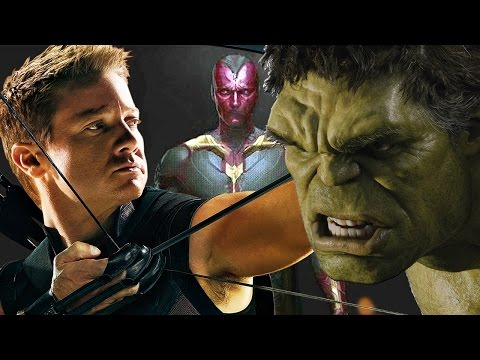 Joss Whedon Talks Hulk, Hawkeye & Vision In Avengers 2