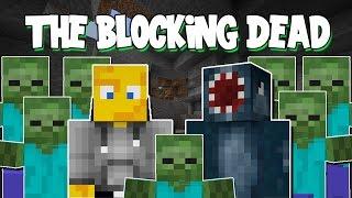 Minecraft - Hypixel Arcade Games - The Blocking Dead