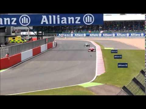 GP F1 Angleterre 2013 - Silverstone - Qualifications F1 - Tribune Copse