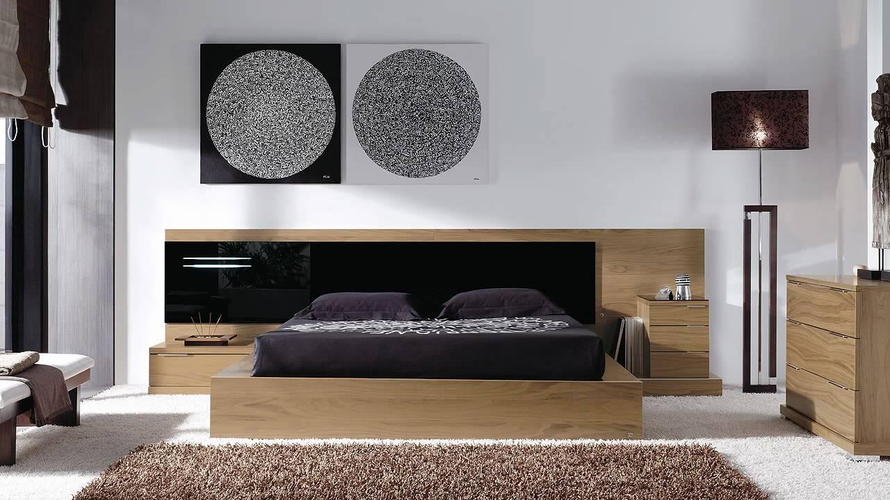 Dormitorio moderno de matrimonio d 01 for Lo ultimo en dormitorios de matrimonio