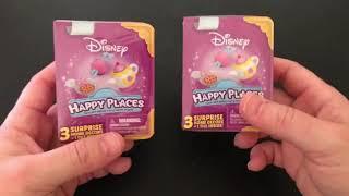 Disney Happy Places!