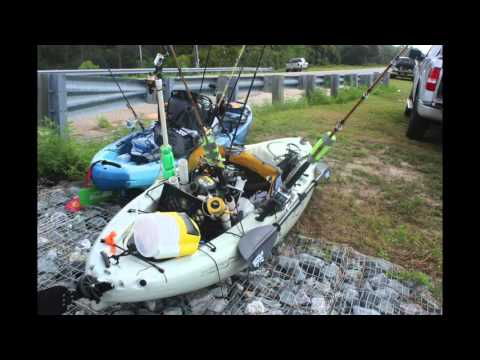 Kayak Fishing : Hobie Outback vs. Hobie Pro Angler