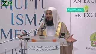 """""""Fake Chinese Watches"""" ~ FUNNY Mufti Menk!!"""