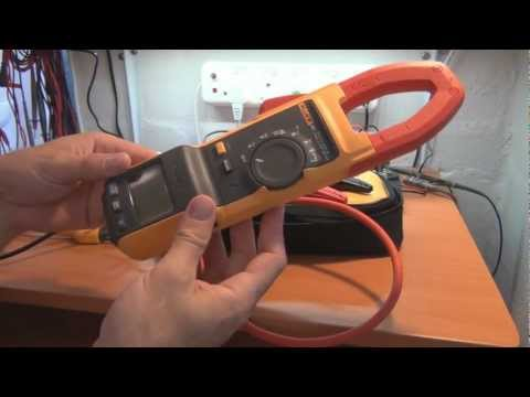 Multimeter review / buyers guide: Fluke 381 Clamp Meter with iFlex