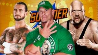 WWE SUMMERSLAM 2012 OFFICIAL MATCH CARD PREDICTIONS ( UPDATED )