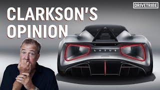 The Lotus Evija is the most powerful production car ever ft. Jeremy Clarkson