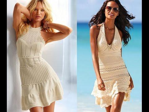 Вязание для женщин модных вещей на лето