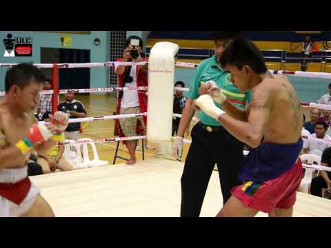 ULC Power of LETWHAY Moe Thee Myanmar vs Pomphet Thailand