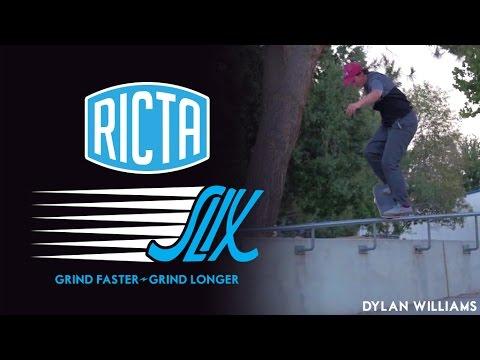 Ricta Wheels: Dylan Williams talks Ricta Slix