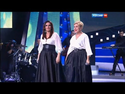 Е.Ваенга & Л.Успенская - НеГолубой огонёк 2016