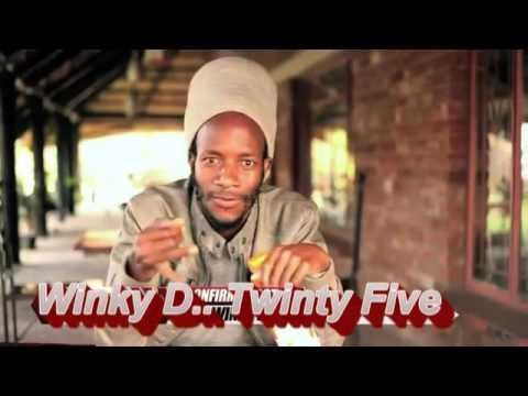 Winky D   Twenty Five   fm101 [official video by Dj sonic ]fm101 sound zim.